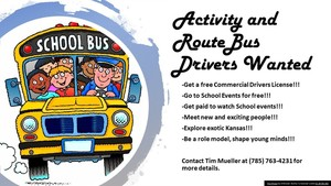Activity and Route Drivers Needed