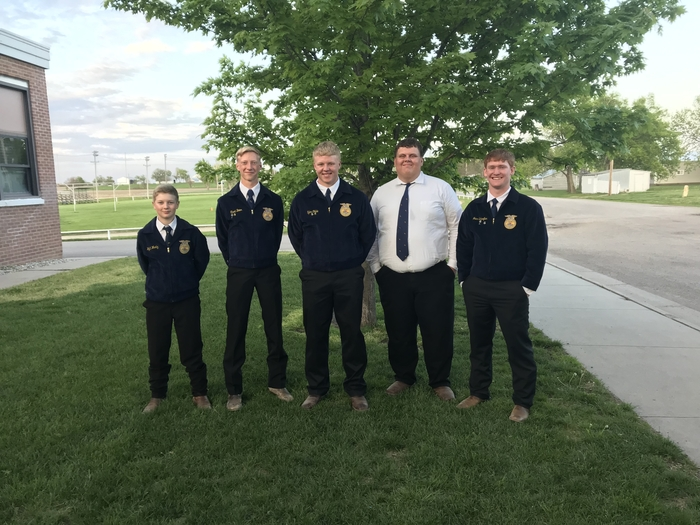 2019-20 officer team