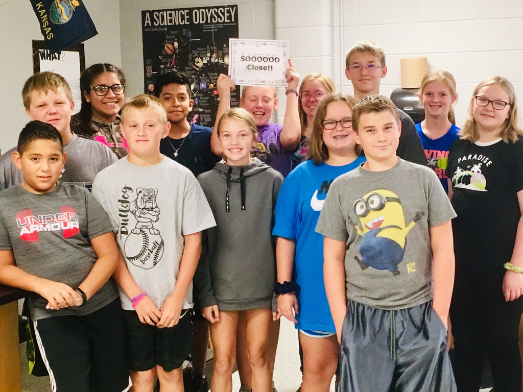 Linn Science students rocked their Lab Safety review during our Lab Safety Escape Room!