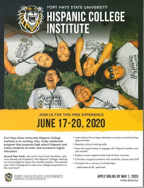 Hispanic College Institute